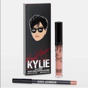 Kylie Momager Collection Todd Kraines Lip Kit BNIB